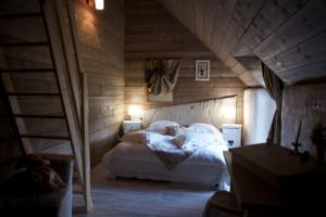 Aux greniers à rêve - une chambre ©Gérard Rouxel