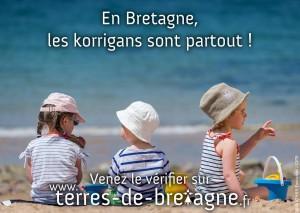 Terres de Bretagne - les korrigans sont partout