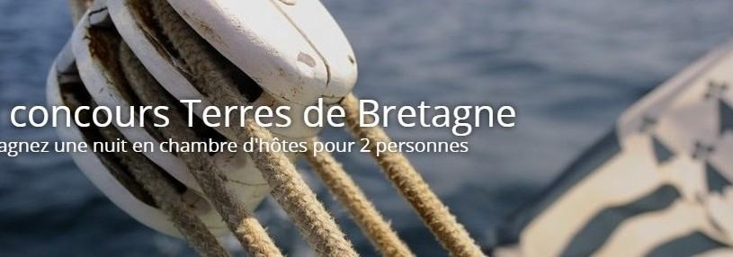 Terres de Bretagne - jeu concours