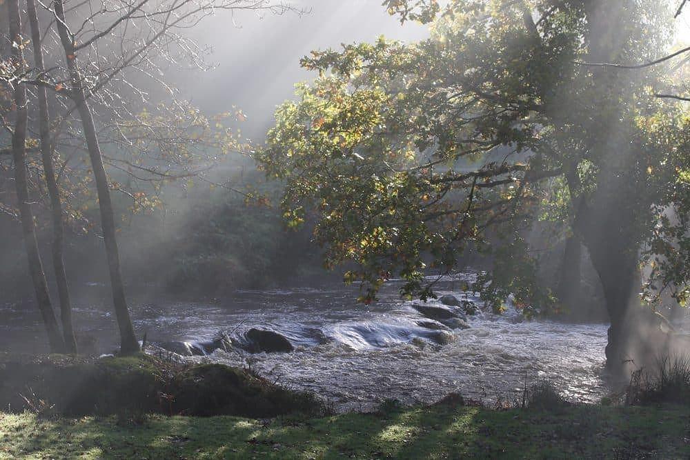 Dormir en Bretagne rivière de l'Aër Terres de Bretagne