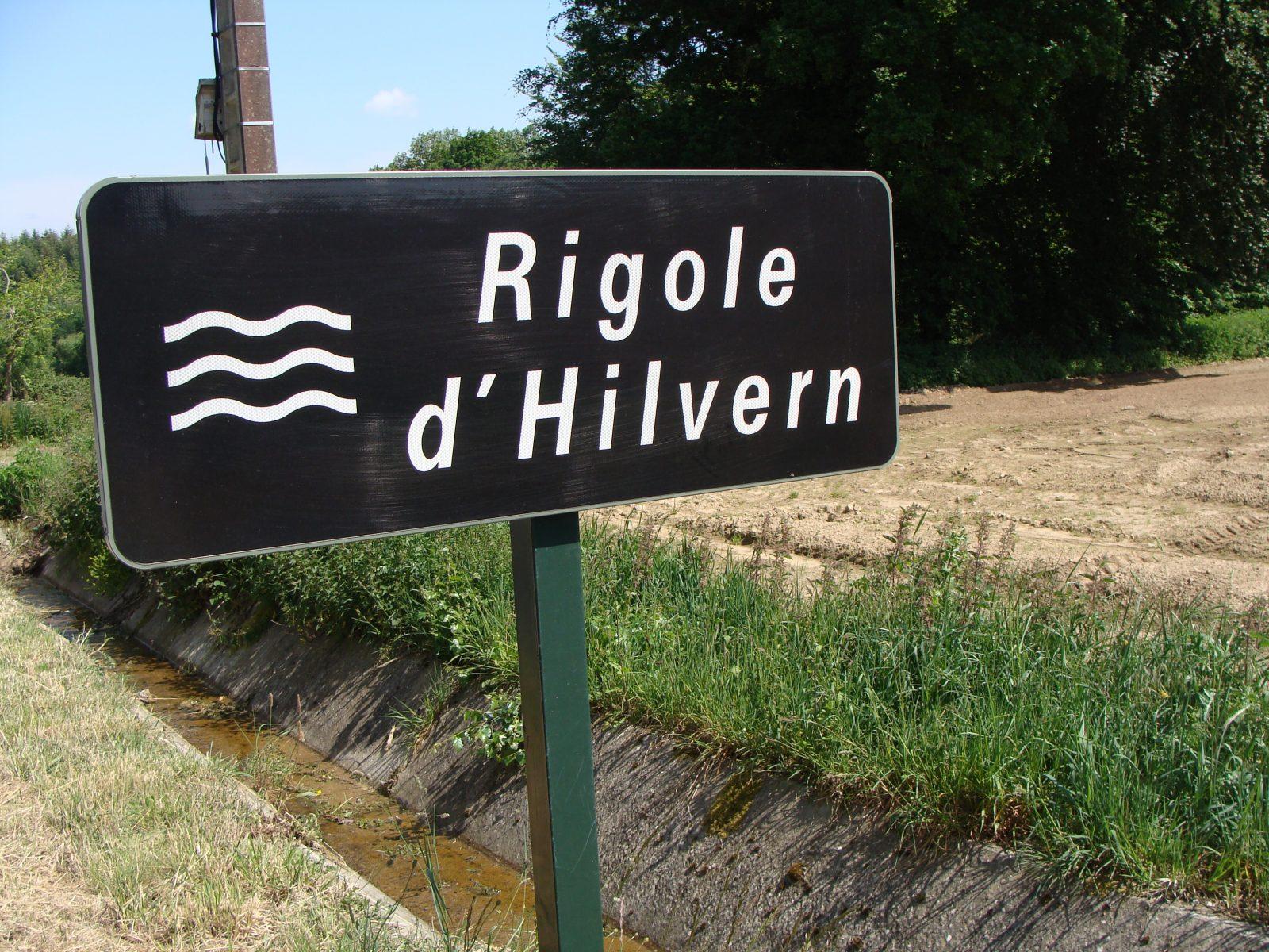 randonnée Rigole d'Hilvern