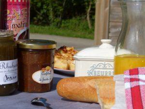 week end gourmand en chambre d'hôtes dans le Morbihan