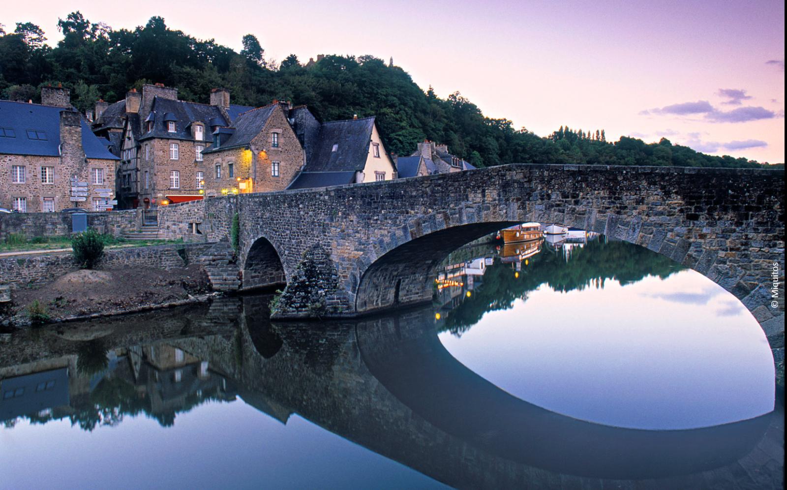 Dinan week end amoureux terres de Bretagne Breizh box romantique
