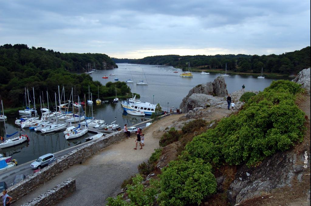 Escale familiale en pays Morbihannais, Bretagne Sud