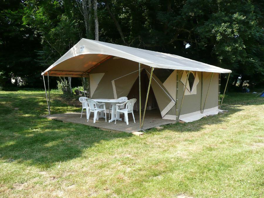camping en famille dans la vall e de l oust terres de bretagne week end s jour et location. Black Bedroom Furniture Sets. Home Design Ideas