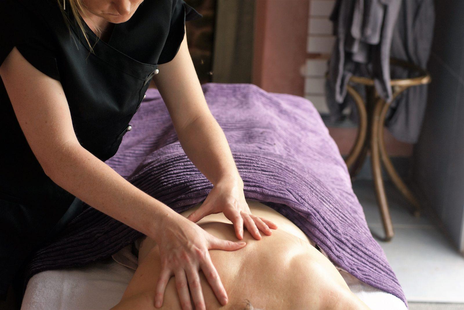 week end bien être en bretagne massage spa mer
