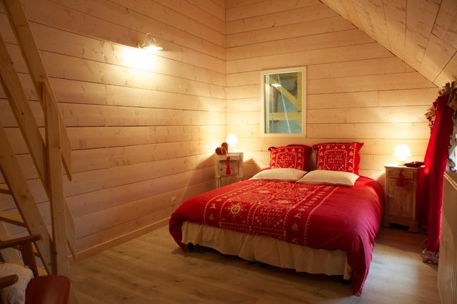 Aux greniers à rêve - la chambre ©Gérard Rouxel