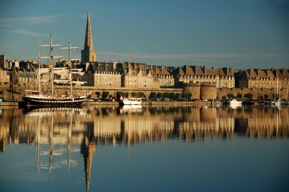 Terres de Bretagne - Saint Malo - Valérie Moulin