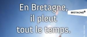 En Bretagne il pleut tout le temps ? Venez le vérifier sur Terres de Bretagne !