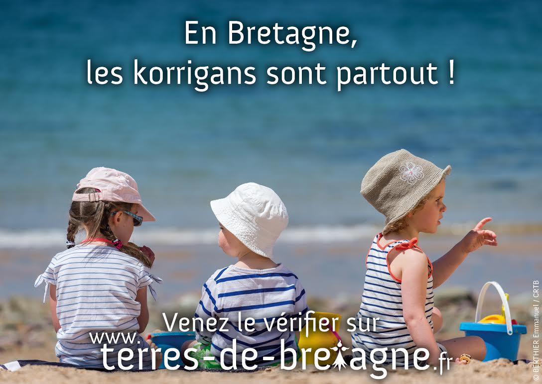 En Bretagne les Korrigans sont partout !