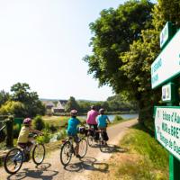 En vélo électrique, le long du canal de Nantes à Brest – Bon cadeau