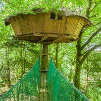 Tête à tête dans les arbres entre la Baie de Morlaix et les Monts d'Arrée – Bon cadeau